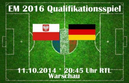 DFB-Team mit Sorgen, Polen mit Selbstbewusstsein (Aufstellung)