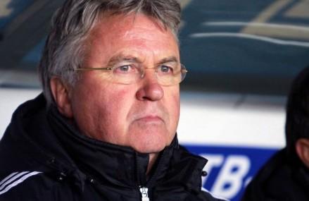 Rückendeckung für Guus Hiddink von Cruyff und Robben