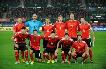 Höhepunkte am Freitag: Österreich Gast beim Fußballzwerg