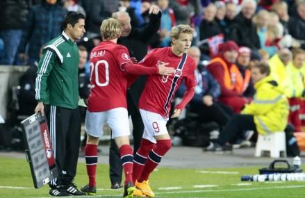 Norwegens Jahrhunderttalent Ödegaard zu Real Madrid