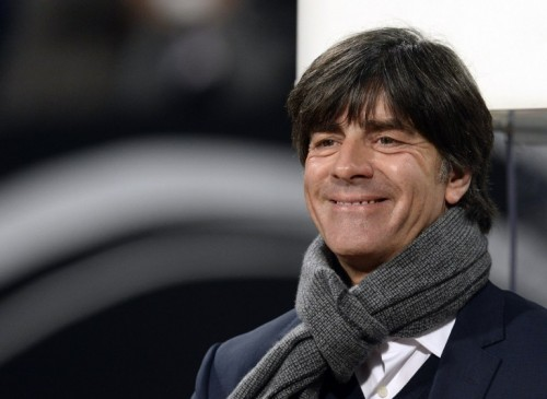 Joachim Löw . AFP PHOTO / CHRISTOF STACHE