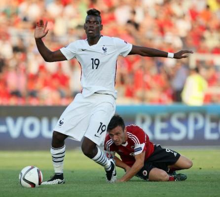 Es wartet noch viel Arbeit auf die Equipe Tricolore (Foto AFP)