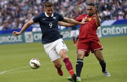 Gastgeber Frankreich unterliegt Belgien historisch