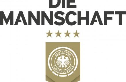 """Fußballnationalmannschaft wird """"Die Mannschaft"""" – neues Logo"""