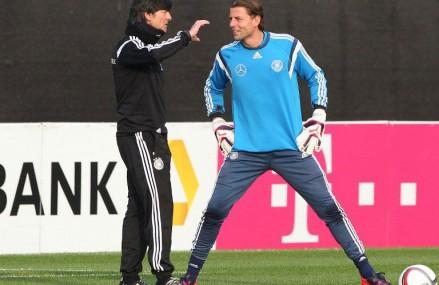 EM Gruppe D: Länderspiel Deutschland gegen Gibraltar – noch einmal Konzentration