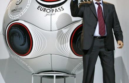 EM-Auslosung: Sperre von Platini bleibt bestehen