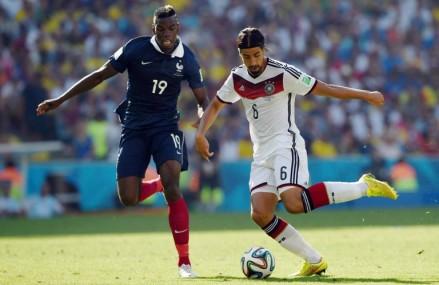Transfer: Paul Pogba für 114 Mio. EUR nach Manchester City