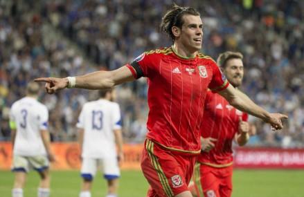 EM Gruppe B: Wales siegt im Spitzenspiel