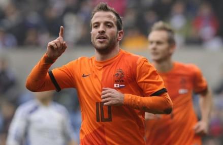 Hollands van der Vaart wechselt zu Real Betis