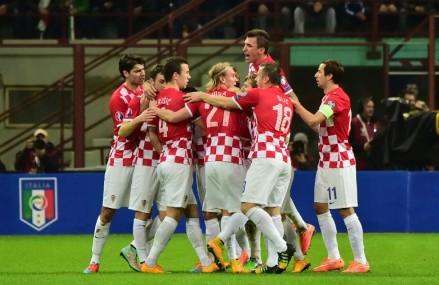 EM Gruppe H: 1:1 Remis im Spitzenspiel Kroatien gegen Italien