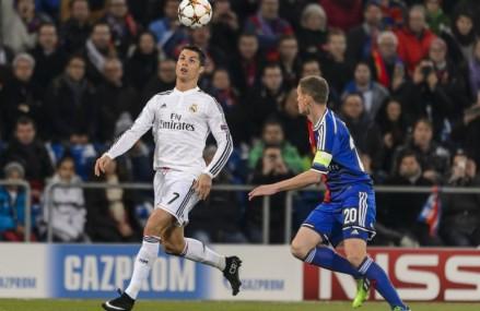 Real Madrid Fans stimmen gegen CR7