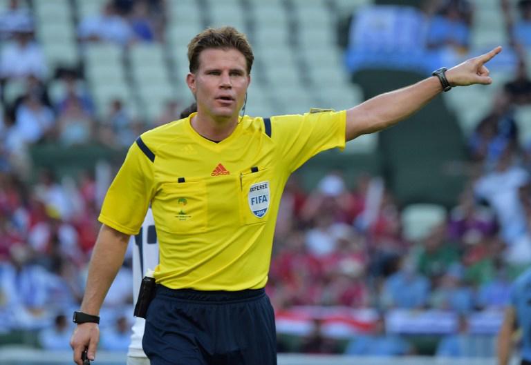 Schiedsrichter Belgien Wales