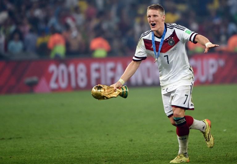 Bastian Schweinsteiger EM 2016 Trikot