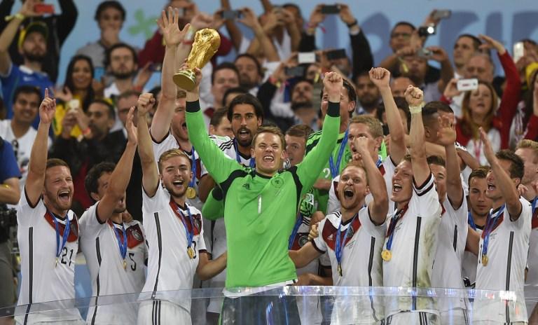 Manuel Neuer EM 2016 Trikot