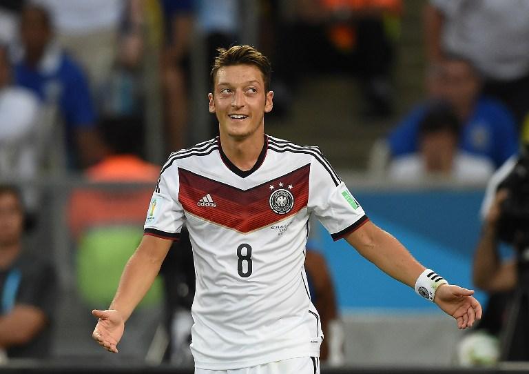 Mesut Özil EM 2016 Trikot