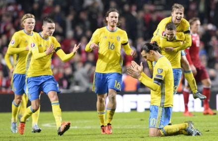 Schweden & Ukraine dabei – Alle EM-Teilnehmer stehen fest