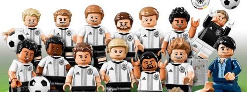 LEGO - Die Mannschaft DFB (Copyright Lego)