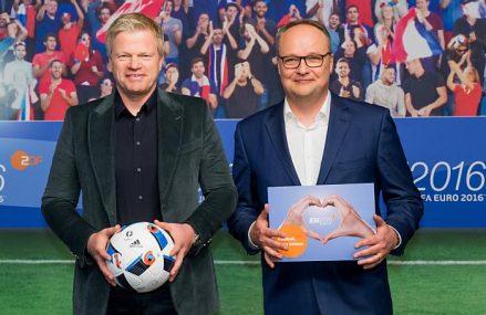 EM 2016 in der ARD und dem ZDF