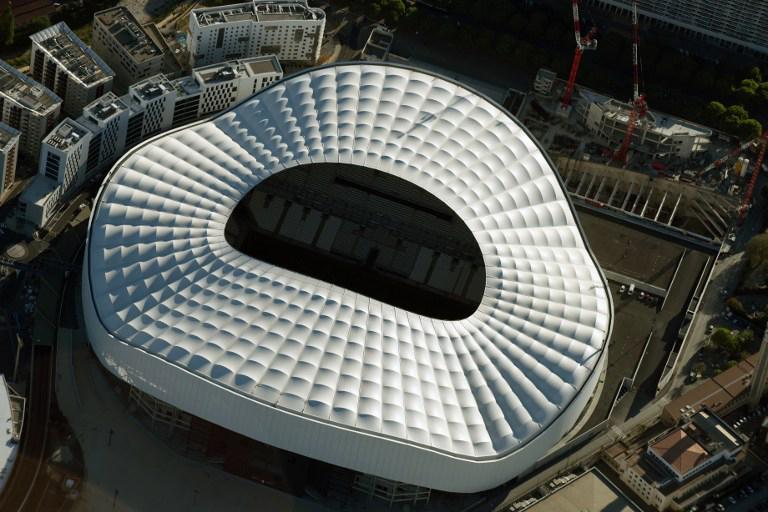 "Marseille ""Velodrome"""