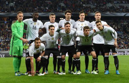 Vorletzter Test vor der EM für die deutsche Nationalmannschaft