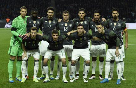 EM-Auftakt: Deutschland gegen Ukraine