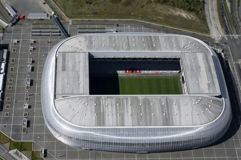 """Lille """"Pierre-Mauroy stadium"""""""