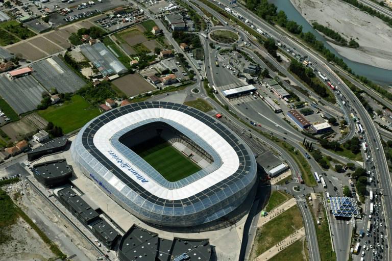 "Nice ""Stade Allianz Riviera"""