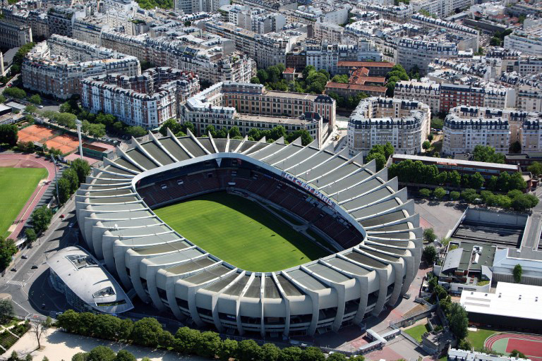"Paris  ""Parc des Princes"""