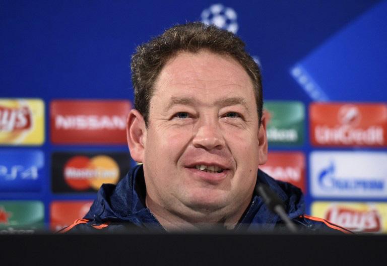 Leonid Slutsky: Nationaltrainer von Russland