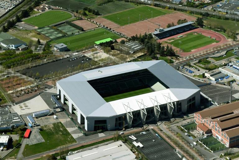 """Saint-Etienne """"Stade Geoffroy-Guichard"""""""