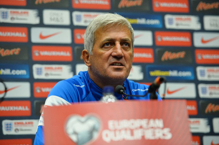 Vladimir Petkovic: Schweizer Nationaltrainer