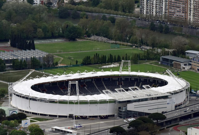 "Toulouse ""municipal Stadium"""