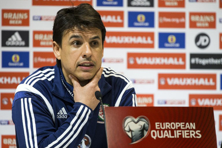 Chris Coleman: Nationaltrainer von Wales